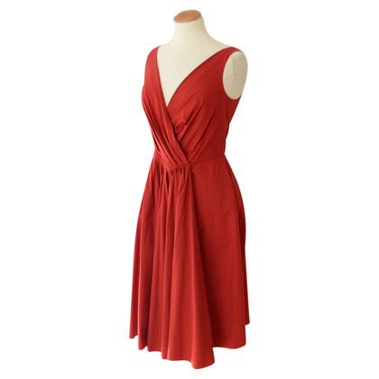 Prada vestito svasato