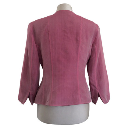 Armani Collezioni giacca di seta