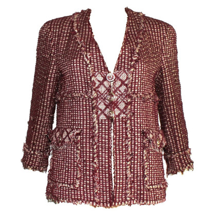 Chanel Bella Chanel Tweed Blazer