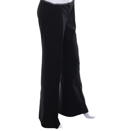 Richmond Pantalon à fines rayures