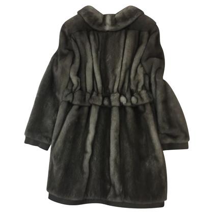 Blumarine Coat of mink