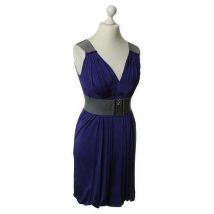 Philosophy di Alberta Ferretti Purple cocktail dress