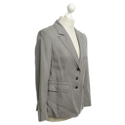 Strenesse Blue Summer Blazer in Khaki