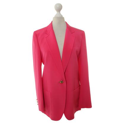 Emilio Pucci Blazer in rosa
