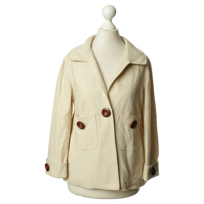Manoush Jacke in Creme