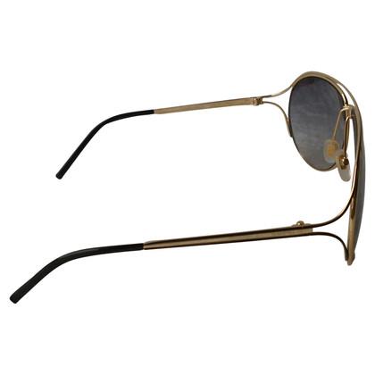 Gucci Sunglasses aviator style