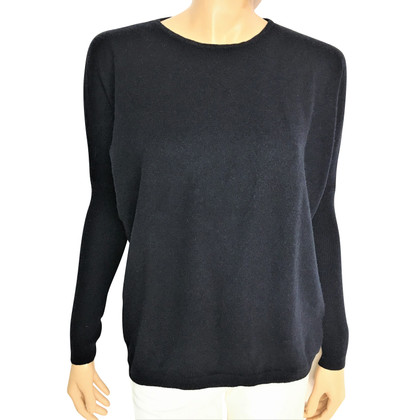 Allude Sweater with studded trim
