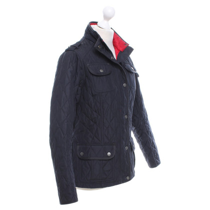 Barbour Quilted jacket in blue