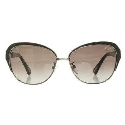 Lanvin Occhiali da sole in grigio