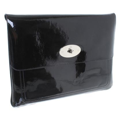 Mulberry Sac d'ordinateur portable en noir
