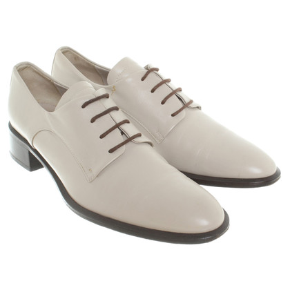 Hugo Boss Lace-up shoes in beige