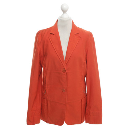Jil Sander Jacket in orange