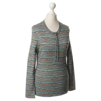 Missoni Knit top with pattern