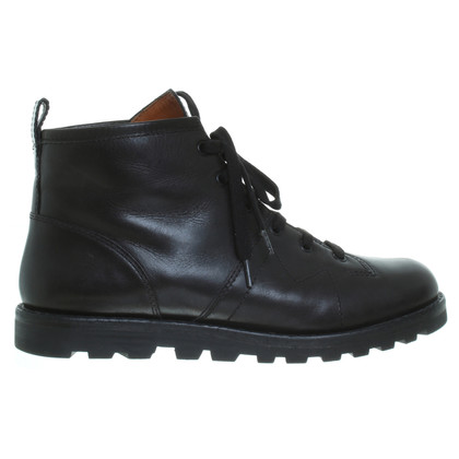 Marc by Marc Jacobs Zwart leder Veterschoenen