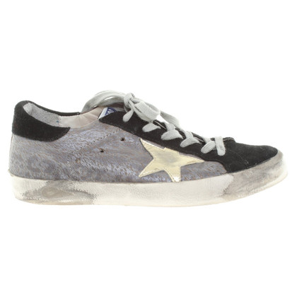 Golden Goose chaussures de sport Destroyed