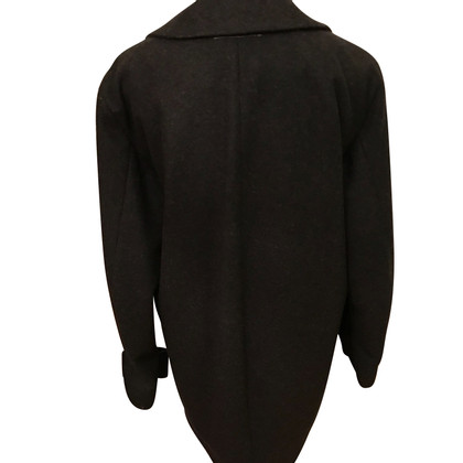 Maison Martin Margiela Wool coat in grey