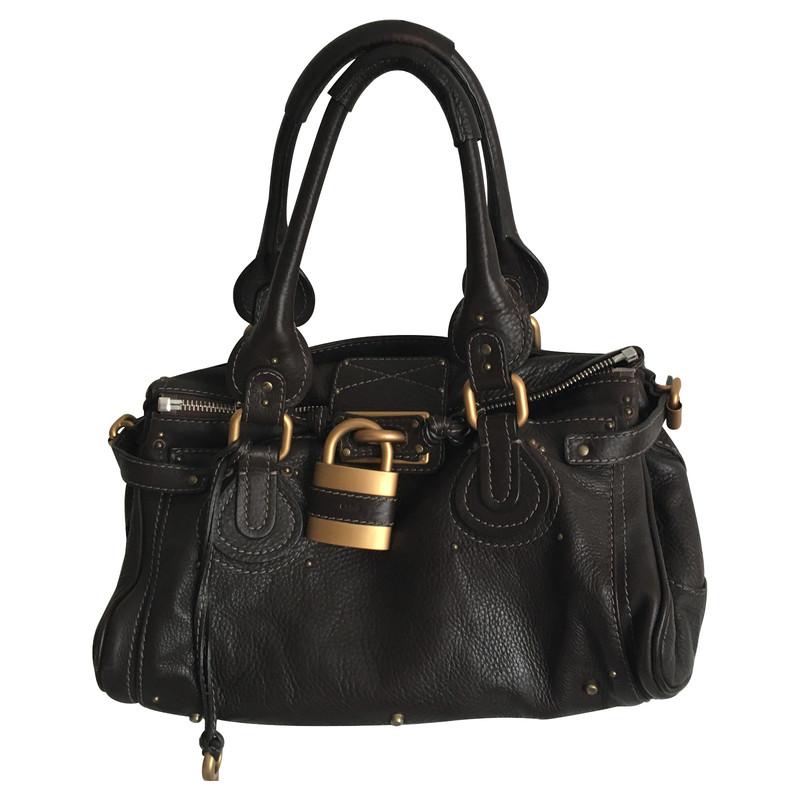 chlo paddington bag buy second hand chlo paddington. Black Bedroom Furniture Sets. Home Design Ideas
