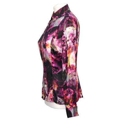 Karen Millen Floral silk blouse