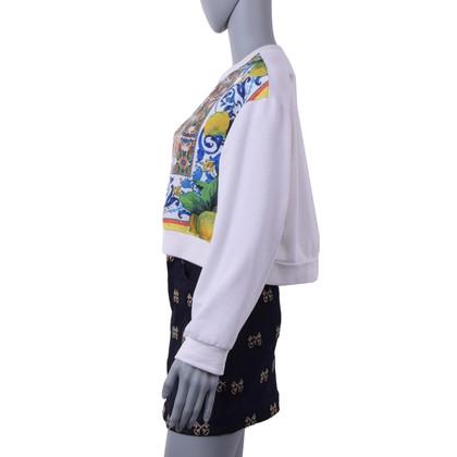 Dolce & Gabbana majolica sweater
