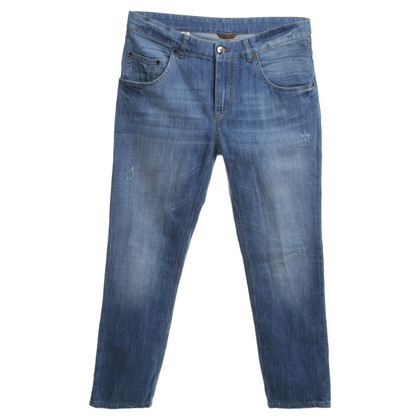 Brunello Cucinelli Jeans in Blauw