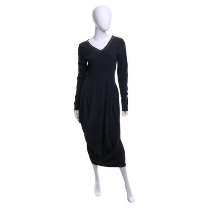 Andere Marke High Tech - Kleid in Grau/Grün