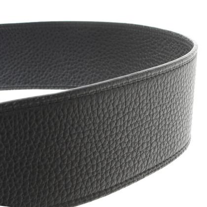 Prada Cintura in pelle larga