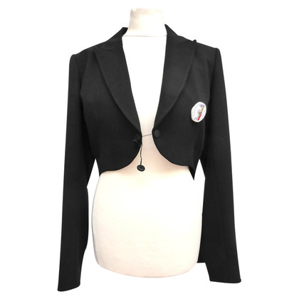 Alaïa Blazer with short front part