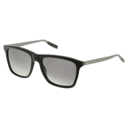 Christian Dior Sonnenbrille in Schwarz