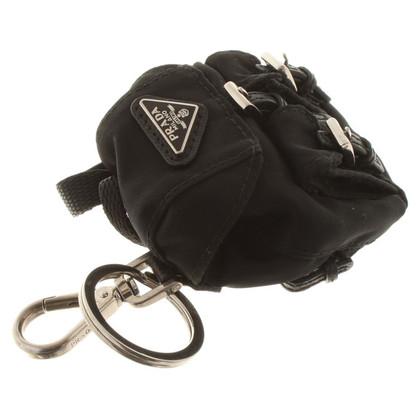 Prada Porte-clés avec motif