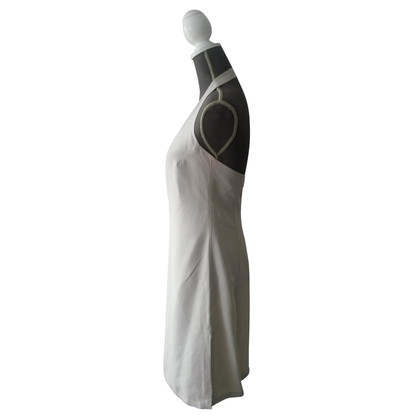 Armani Jeans Halter dress in beige