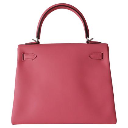 "Hermès ""Kelly Bag 25 Swift Leather"""