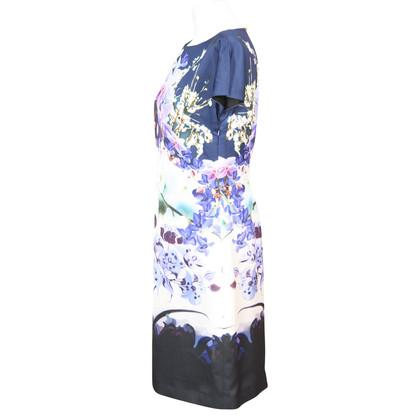 Hobbs Floral dress