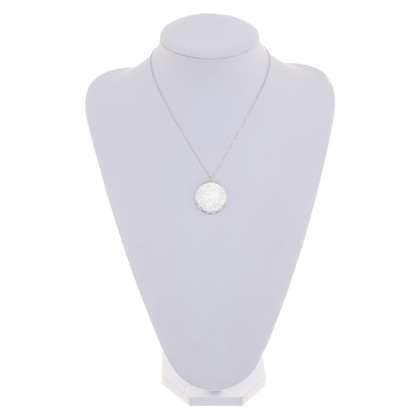 Bliss Silver colored necklace with pendant