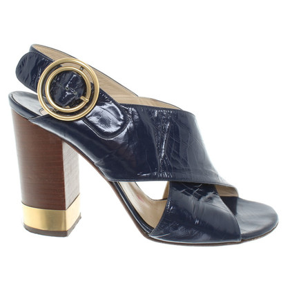 Chloé Sandals of patent leather