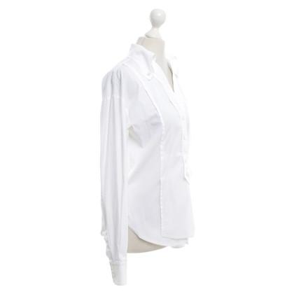 Yves Saint Laurent extravagante blouse