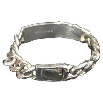 Maison Martin Margiela Silver unisex bracelet
