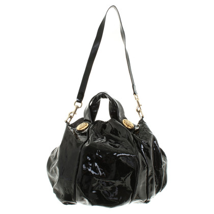 Gucci Handbag made of patent leather
