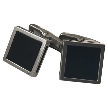 Hugo Boss Silver cuff links