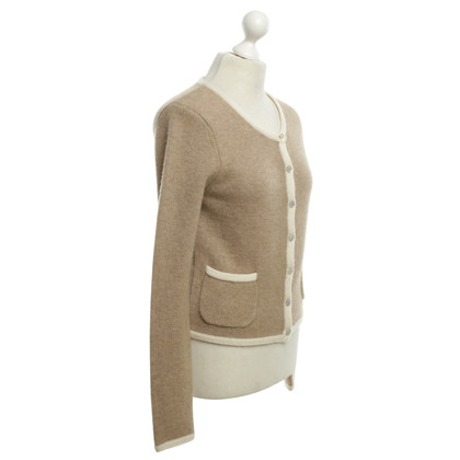 FTC Cardigan in Beige