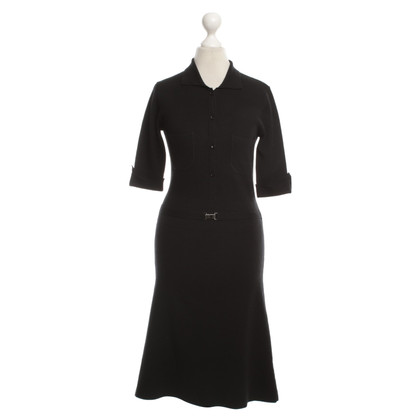 Strenesse Shirt-jurk in zwart