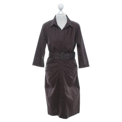 René Lezard Dress in brown