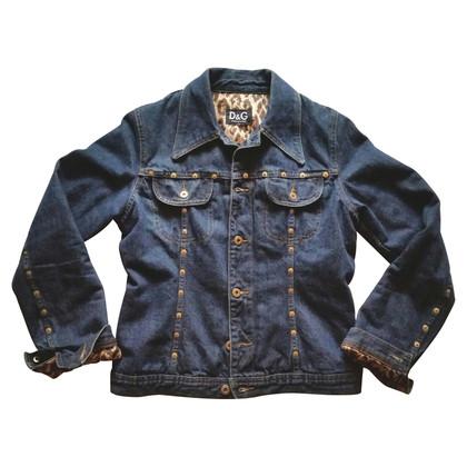 Dolce & Gabbana Giacca di jeans