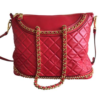 Moschino Rote Tasche