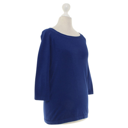 Wolford top in royal blue