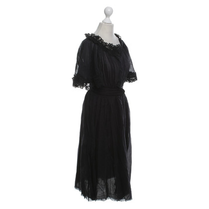 Isabel Marant Etoile Kleid in Dunkelblau
