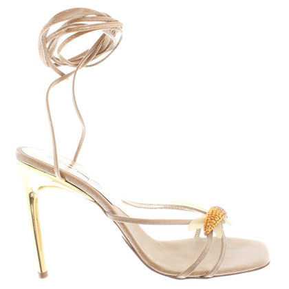 Other Designer Rodo - Sandals in Gold