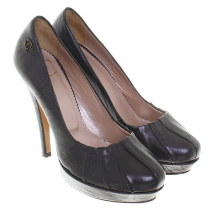 Just Cavalli pumps in Violet