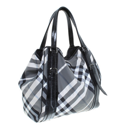Burberry Prorsum Karierter Shopper