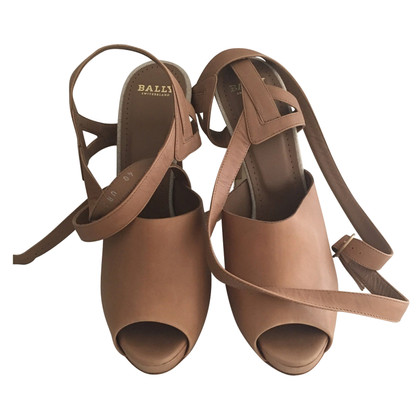 Bally Leather leather sandals