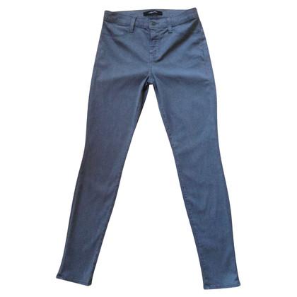 J Brand Skinny-jeans grigio